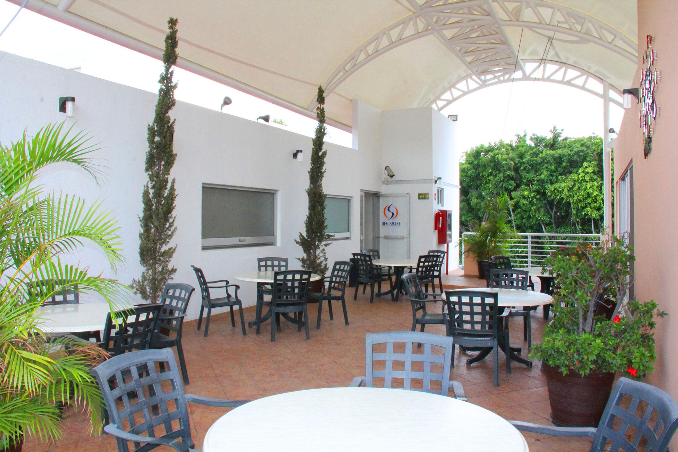 Offi smart oficinas en gualadalajara comedor y terraza - Comedor terraza ...