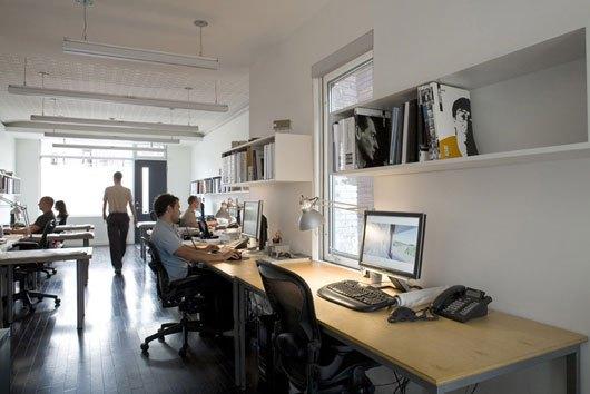 oficinas con concepto hotelero